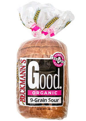Good. Organic 9-Grain Sourdough