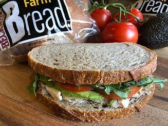 Beckmann's Organic Farm Bread