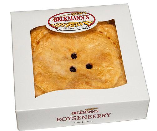 9'' Boysenberry Pie