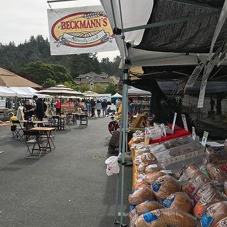 Bay Area Farmers Markets