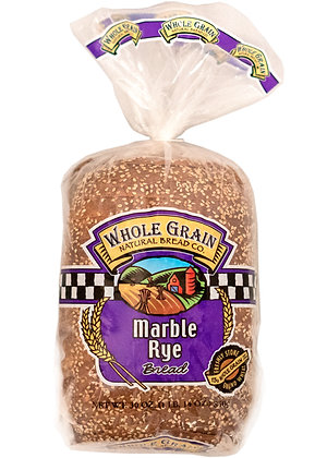 Whole Grain Marble Rye