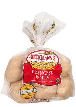 Francese Rolls - Home Bake