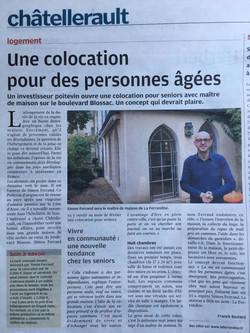 Article Janvier 2020 Centre Presse Nouve