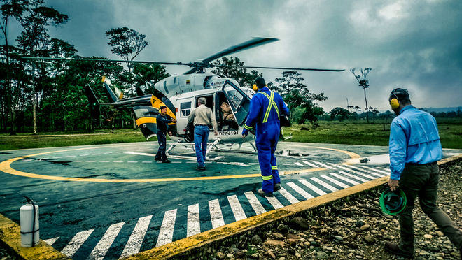 engineer-worker-approaching-helicopter