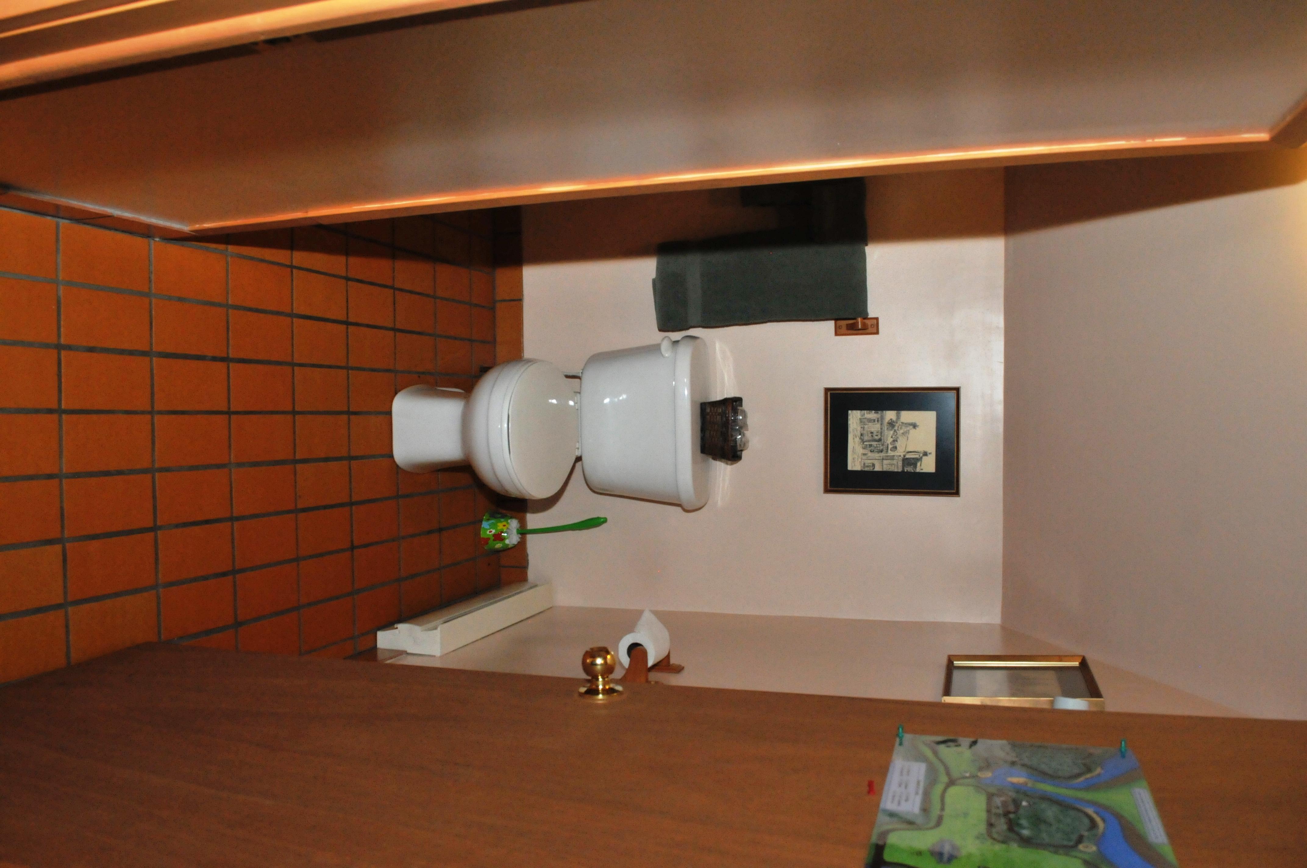 Langist - salle de bain privée
