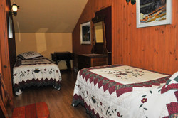 lits simples 2e étage