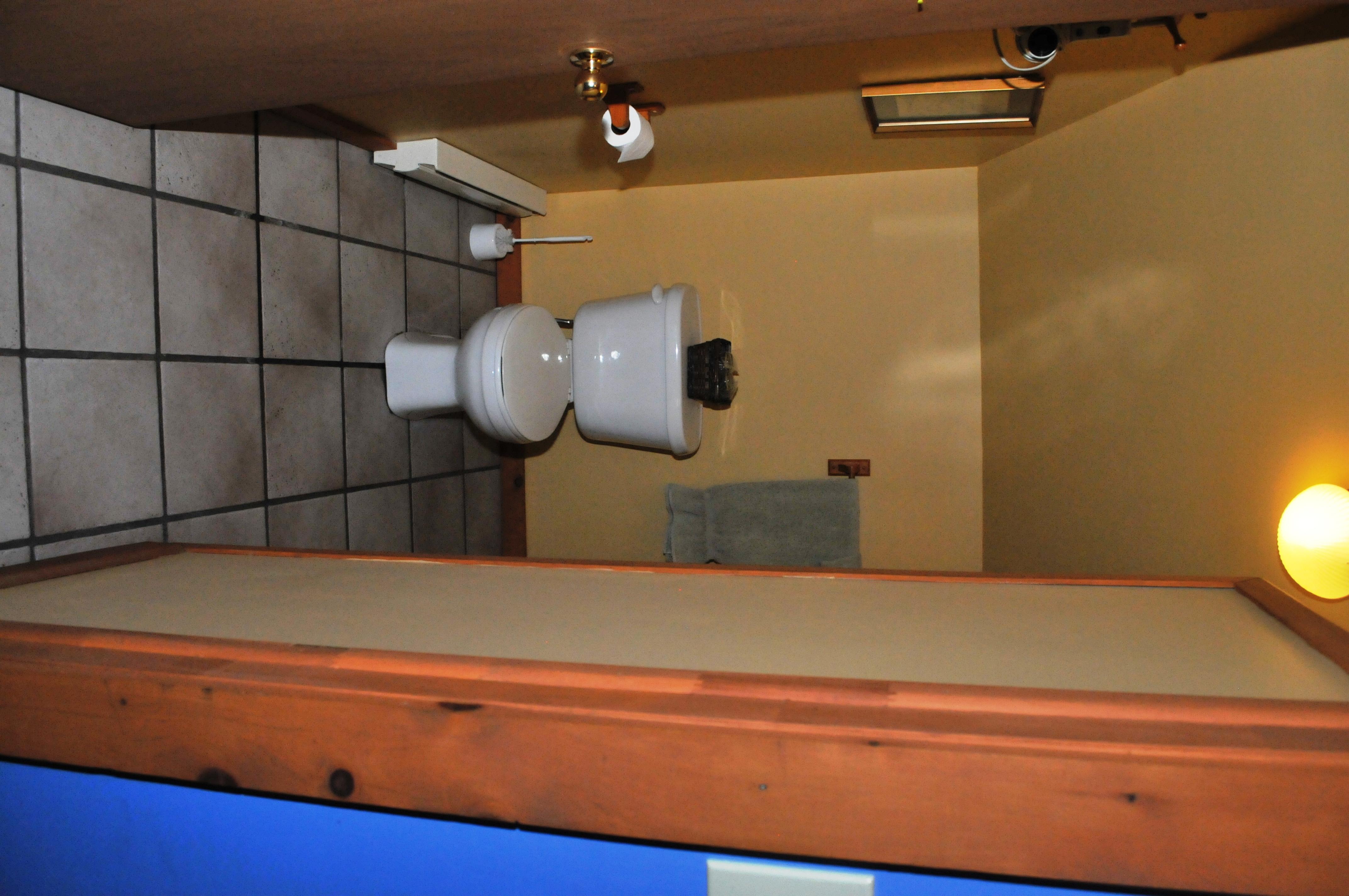 Salle de bain privée - Guy
