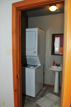 salle d'eau et lavage