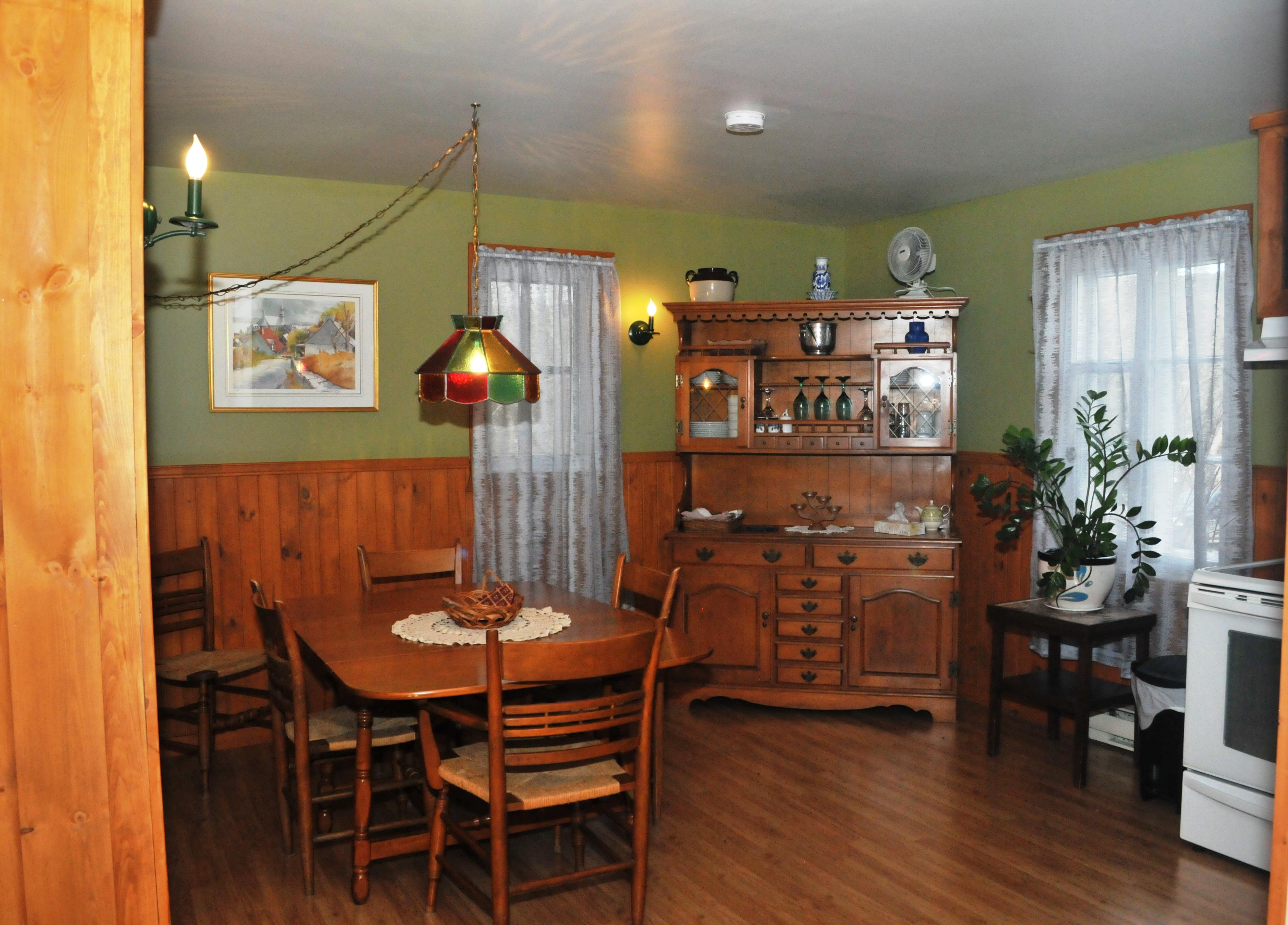 Cuisine et salle à manger1