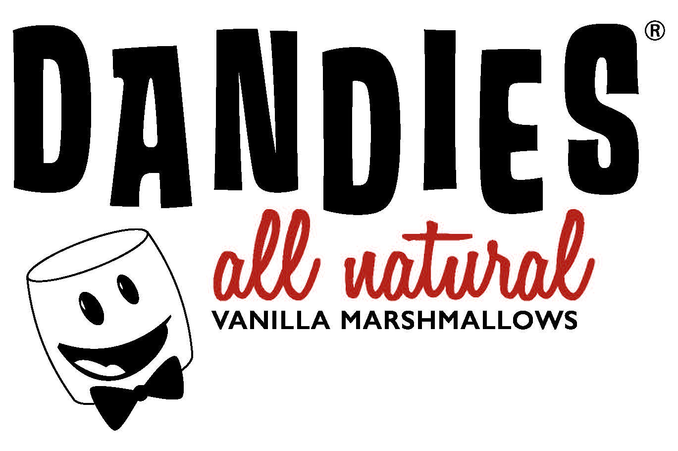 Dandies All Natural Vanilla Marshmel