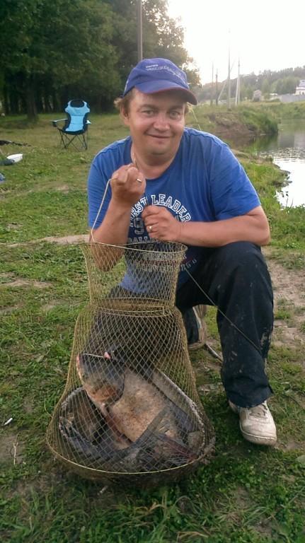 Удачная рыбалка !!!