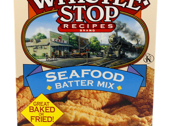 Whistle Stop Seafood Batter