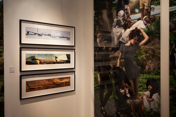 Exposition view 2014