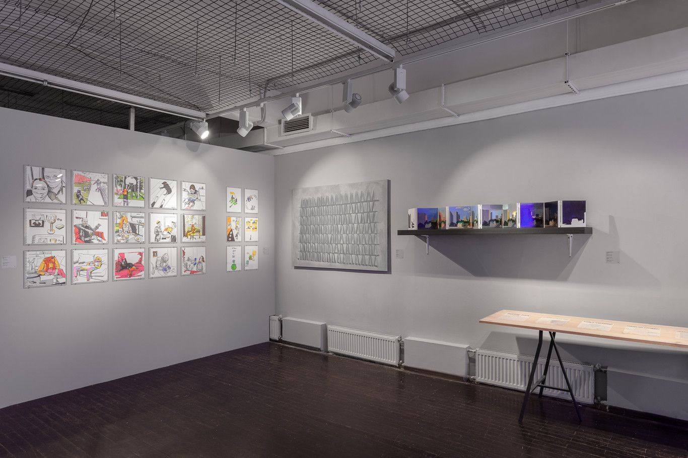 Exposition view 2020