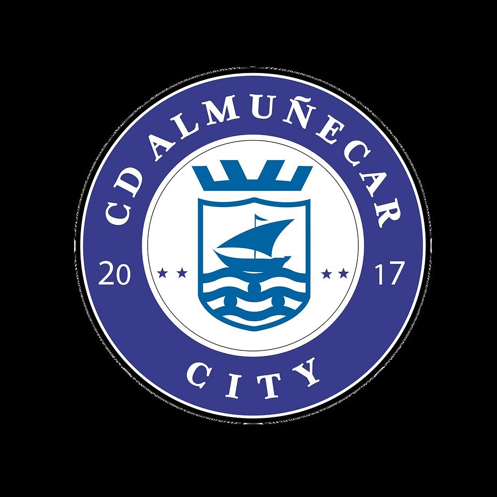 The new Almuñécar City badge for the 2018/19 season