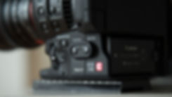 Canon C100 professional video camera for production companies