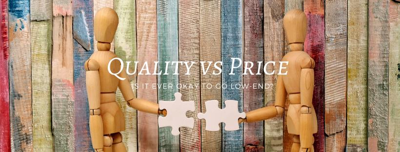 Video Advertising - Quality VS Price