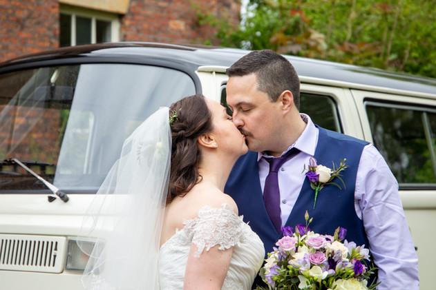 Andy & Claire - VW