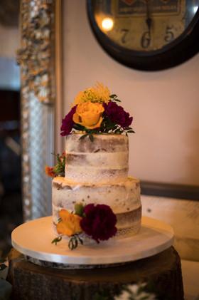 Amy And Chris Wedding - The Cake