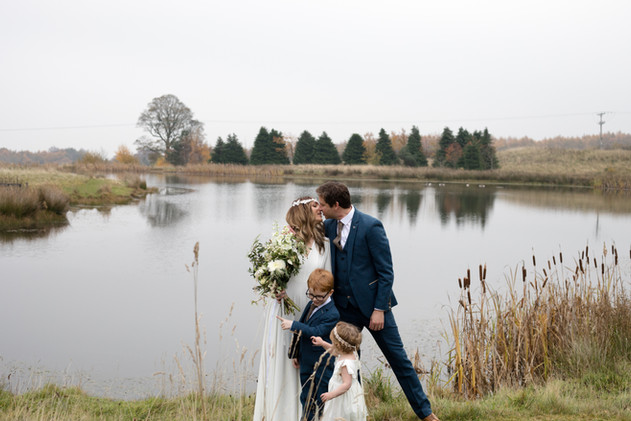 Amy And Chris - Love By The Lake