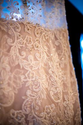 Damien And Gemma - Dress Hanging