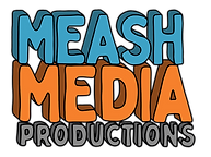 Meash Media Productions Gateshead Logo