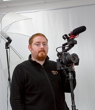Professional video editor at Meash Media Productions