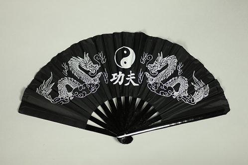 Martial Fan, Bamboo Ribs