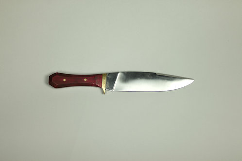 House Knife, Rosewood Handle