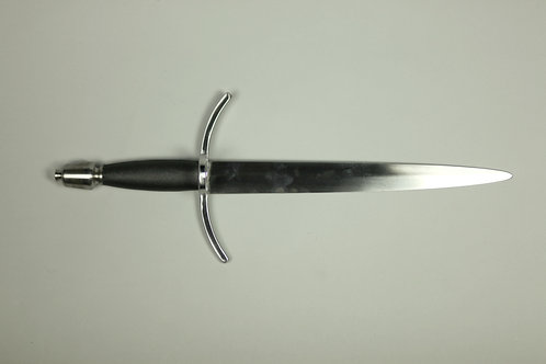 Parrying Dagger, Arched Crossguard