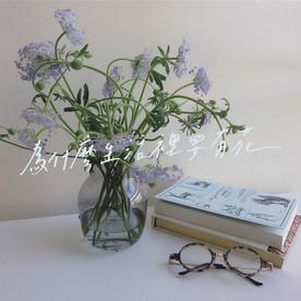 一隅有花 「為什麼生活裡要有花」
