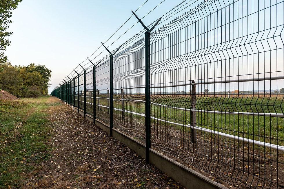 Chain link fences - Verjas Nuevo Milenio
