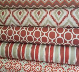 Telas gruesas para tapizado