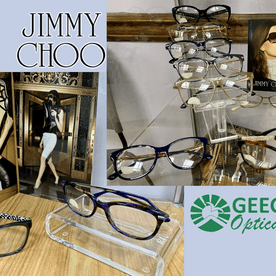 Gafas Jimmy Choo_ Guaynabo Eye & Ear Group