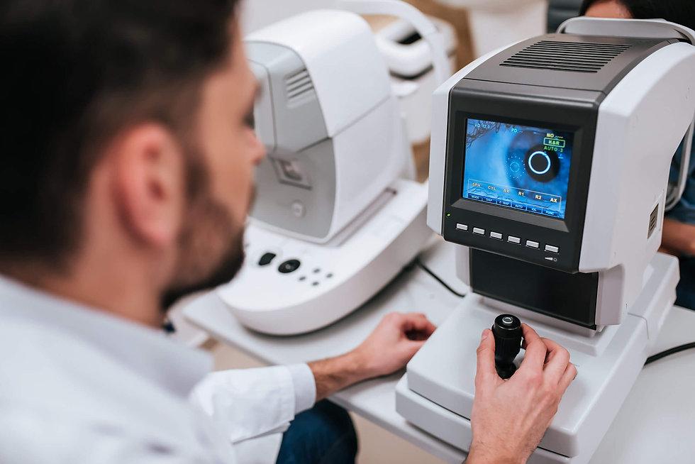 Cirugía de cataratas - San Juan Ophthalmology Group
