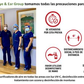 Medidas de _ Guaynabo Eye & Ear Group