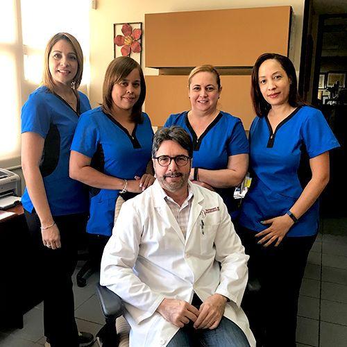 Grupo de trabajo - San Juan Ophthalmology Group