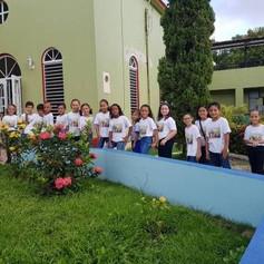 Banda escolar   Colegio y Noviciado Santa María del Camino