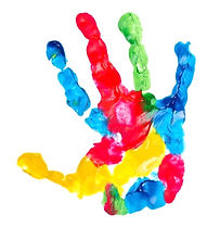7712629-color-child-hand-print-isolated-
