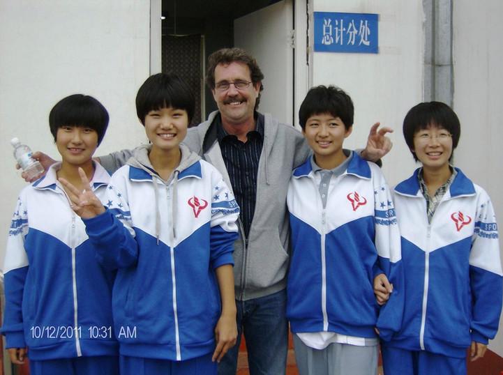 Teaching English in China at Beijing high school