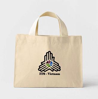 Tiny Tote Bag Logo