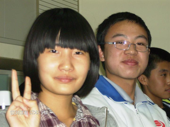 My students in Beijing had teachers birthday party plan