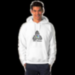 Men's Basic Hooded Sweatshirt ITS Front