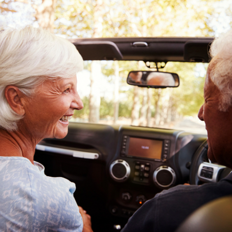 Driving While Aging
