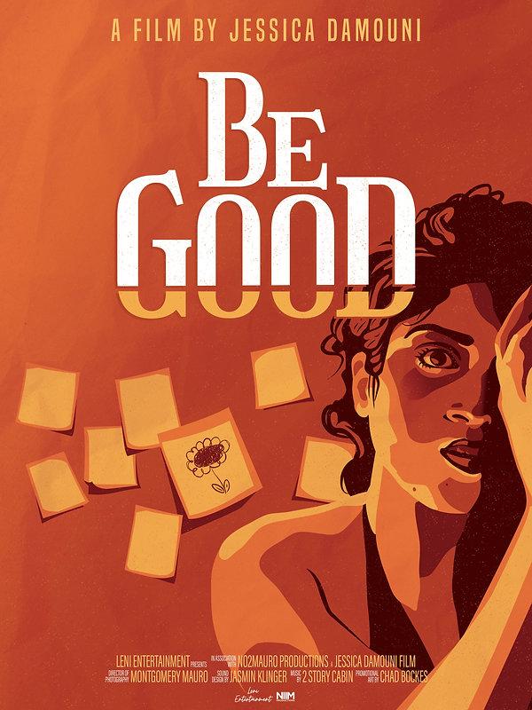 BE GOOD by Jessica Damouni