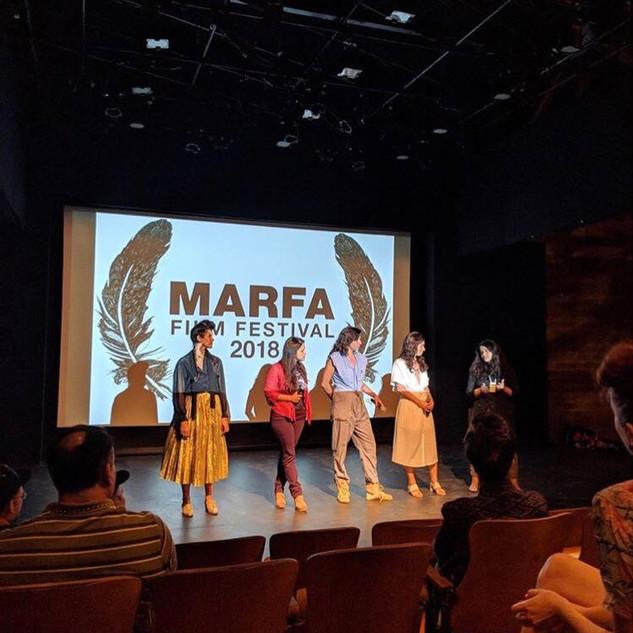 Like Salt @ Marfa Film Festival