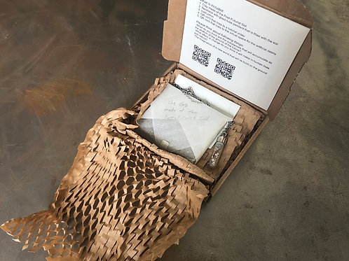 Kit for making your own amulet