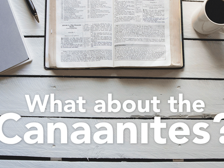 What about the Canaanites?