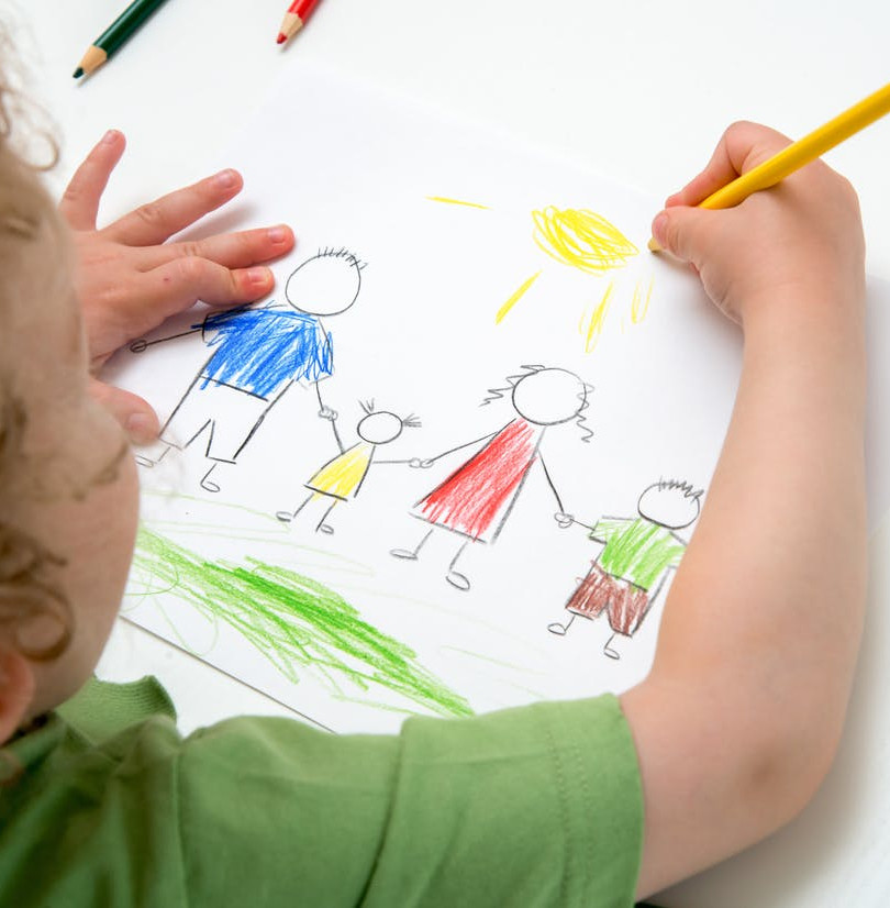 Drawings by your children