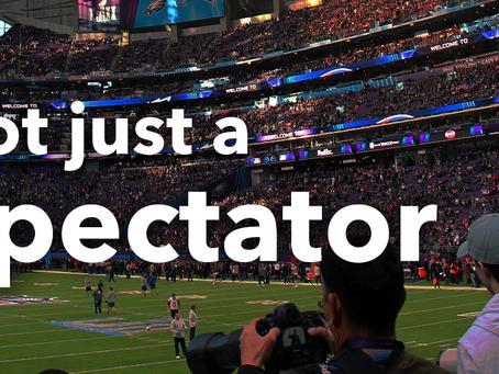 Not just a Spectator
